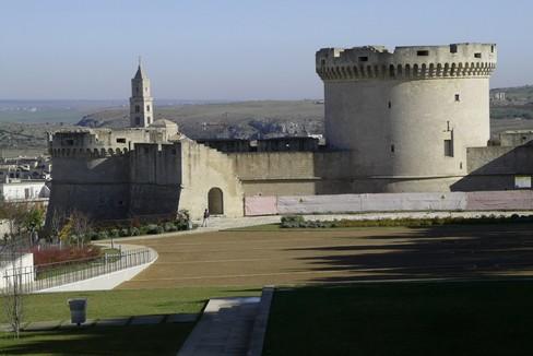 Castello Tramontano - foto FAI