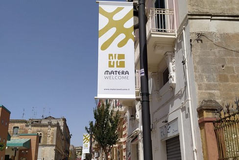 Matera Welcome