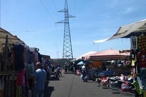 Mercato del sabato, diversi episodi comprovano la pericolosità dell'area