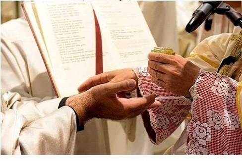ordinazione sacerdoti