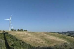 Nuovo impianto eolico a Matera
