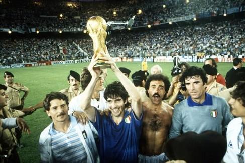 Paolo Rossi, vittoria mondiale 1982