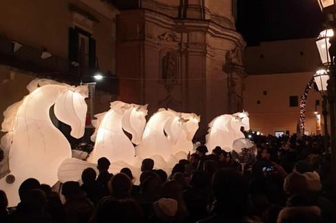 Parata musicale di Matera2019