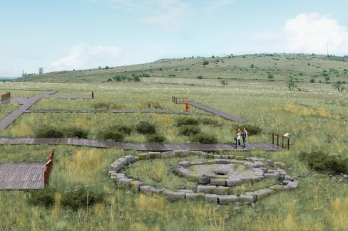 Parco Preistorico- passerella archeologica