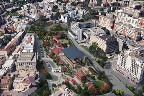 Piazza Visitazione- Progetto Stefano Boeri