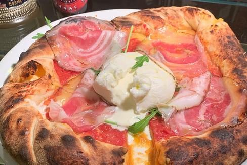 pizza baffo