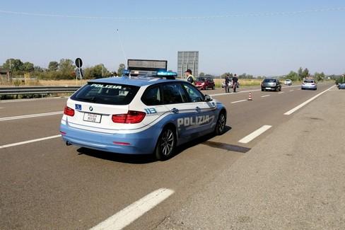 Rilievi della Polizia