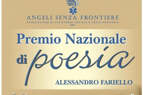 """Concorso di Poesie degli """"Angeli senza Frontiere"""" per ricordare Alessandro Fariello (scadenza 15 ottobre)"""