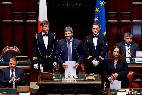 Presidente della Camera Fico