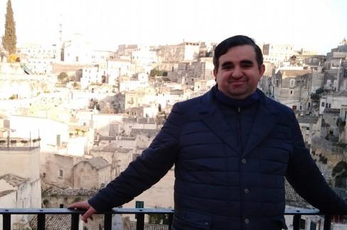 Salvatore Passarelli- neo coordinatore IDM giovani matera