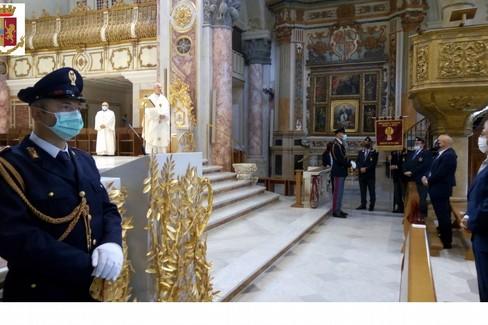 Polizia di Stato festeggia San Michele