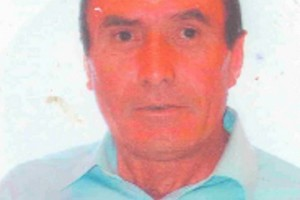 Ludovicu Zediu, scomparso da Montescaglioso