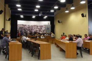 Consiglio comunale Matera 2019