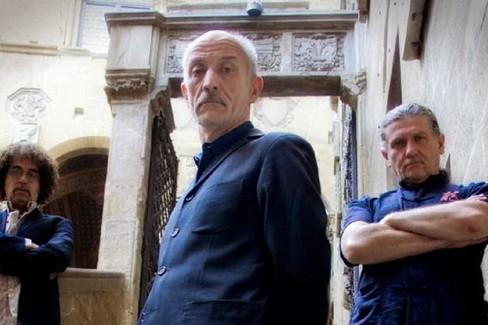 Peppe Servillo e Natalio Mangalavite