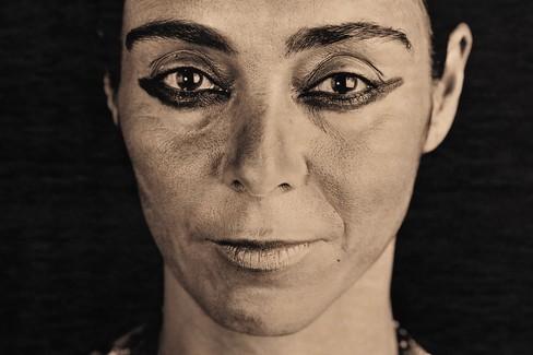 """""""Shirin Neshat. Matera 2019 """". Museo di Palazzo Lanfranchi, Chiesa del Carmine, 12 settembre 2019 - 12 gennaio 2020"""