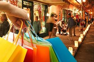 Natale 2014, lo shopping stenta a decollare