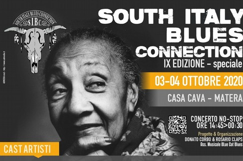 Matera capitale del blues per la VIII edizione del South Italy Blues Connection