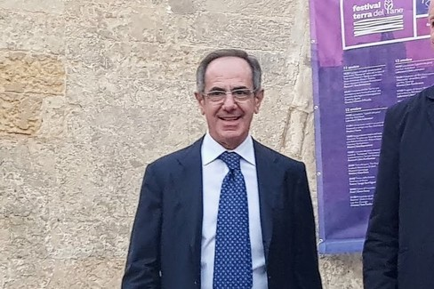 Vincenzo Santochirico- presidente fondazione Sassi