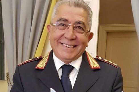 Comandante Polizia Locale Michele Maiullari