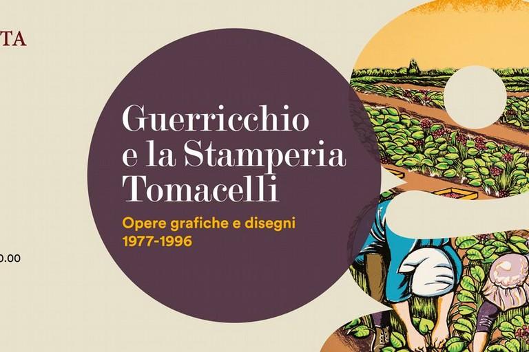 mostra Guerricchio e a stamperia Tomacelli