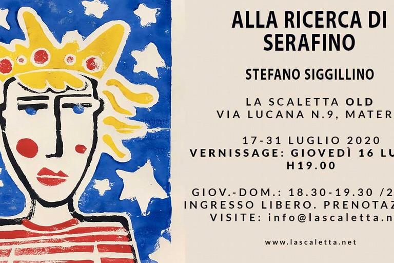 mostra Stefano Siggillino - Circolo La Scaletta