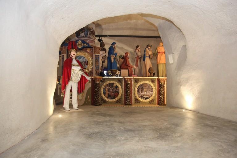 Museo della Bruna- mostra Linzalone