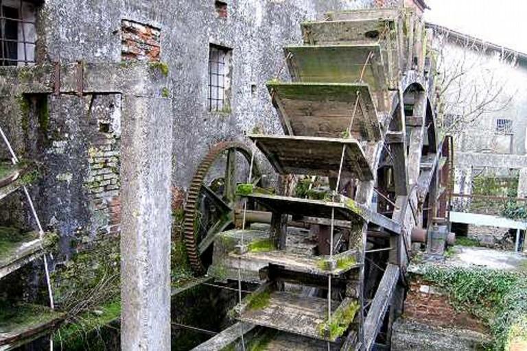 A Oliveto Lucano ritrovato antico mulino ad acqua
