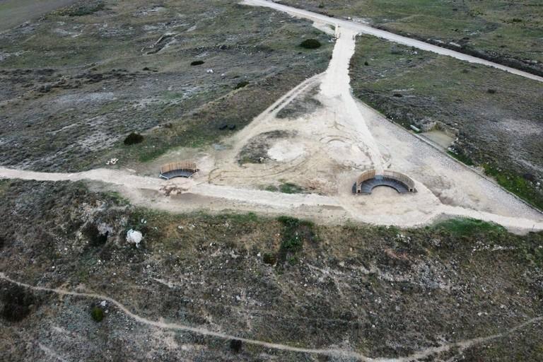 Parco Murgia Materana- Lavori