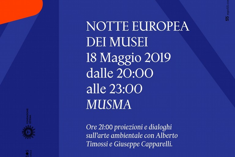 Musma-notte europea dei musei