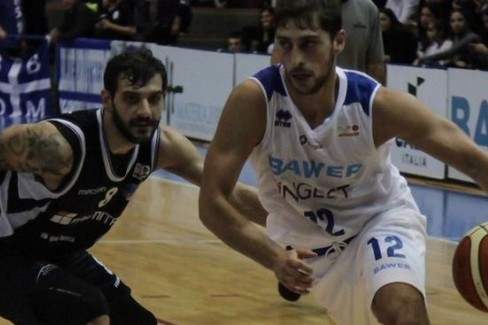 Olimpia Matera vs Alfa Basket Catania