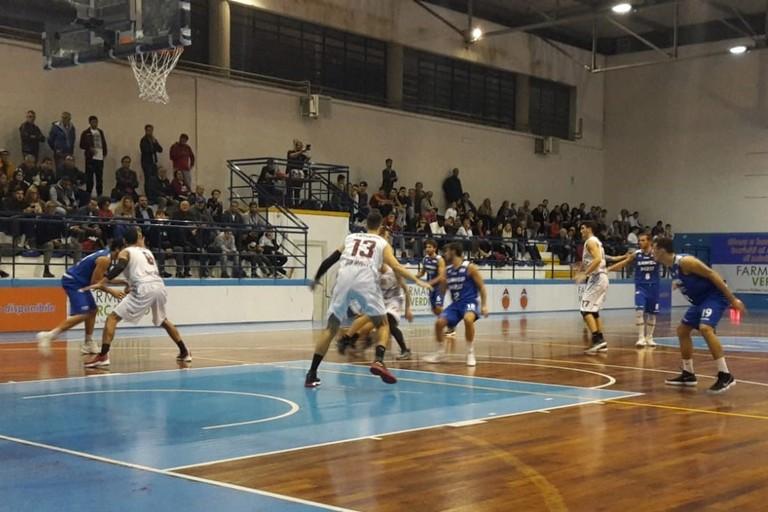 Virtus Salerno -Olimpia Matera
