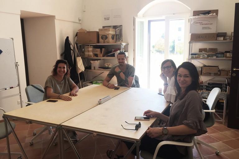 Ospiti internazionali alla Fondazione Matera 2019