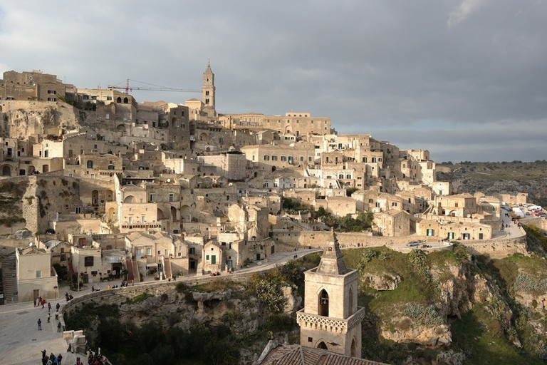 Panorama Matera