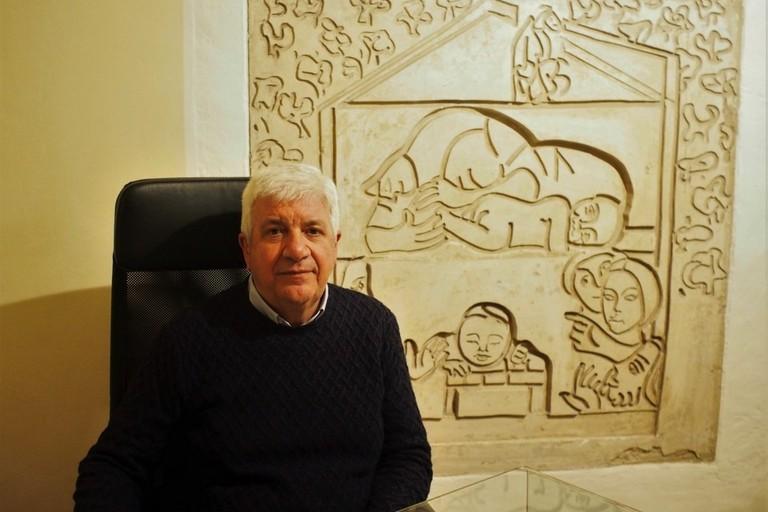 Paolo Emilio Stasi, circolo