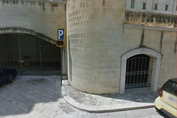 Parcheggio in via Casalnuovo