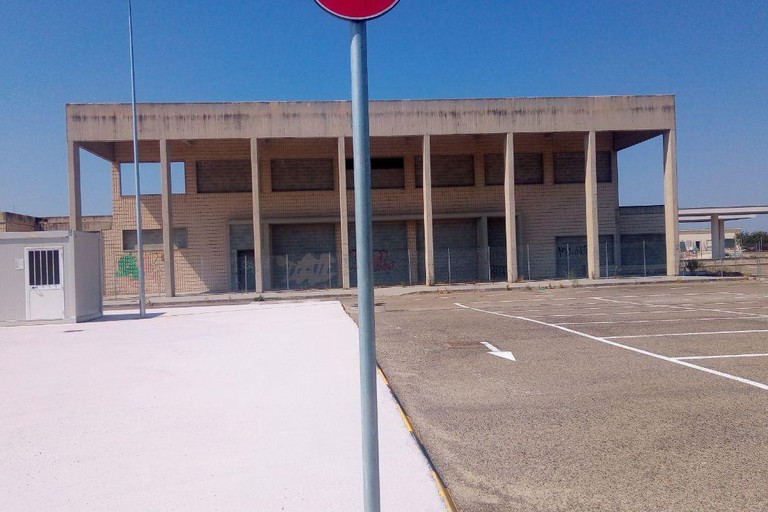 Parcheggio Stazione La Martella
