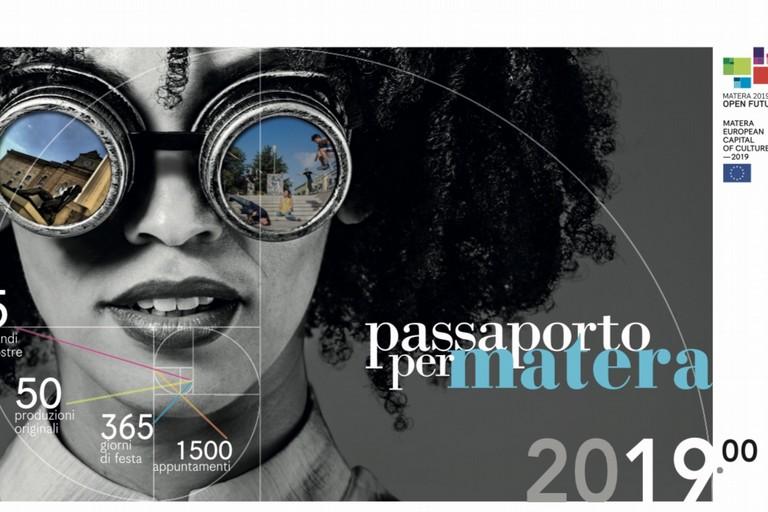 Passaporto Matera 2019