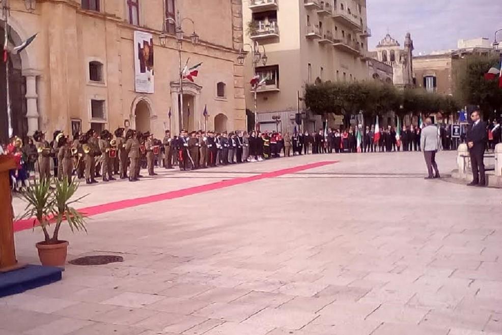 4 novembre, Matera celebra l'Unità d'Italia e le Forze Armate