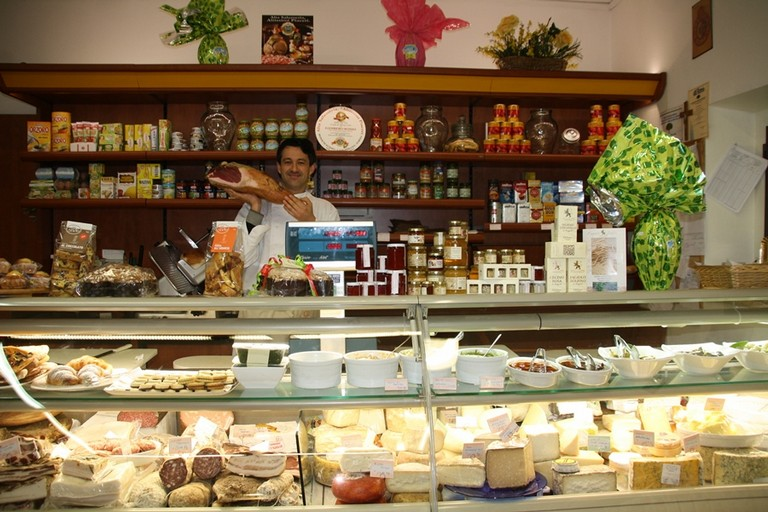 negozio alimentari