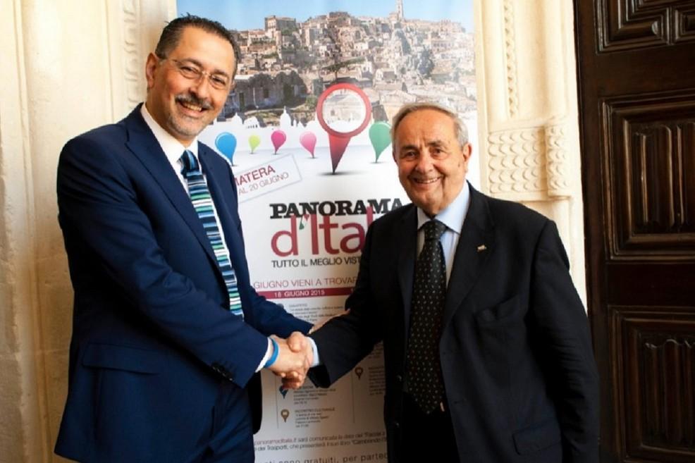 Marcello Pittella e Raffaello De Ruggieri
