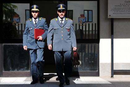Polizia tributaria guardia di finanza
