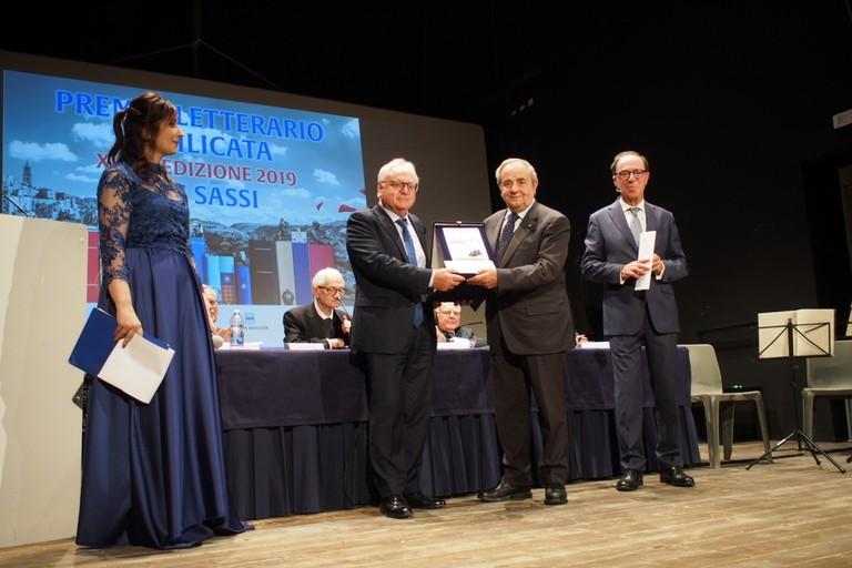 Premio Letterario Basilicata- riconoscimento al circolo