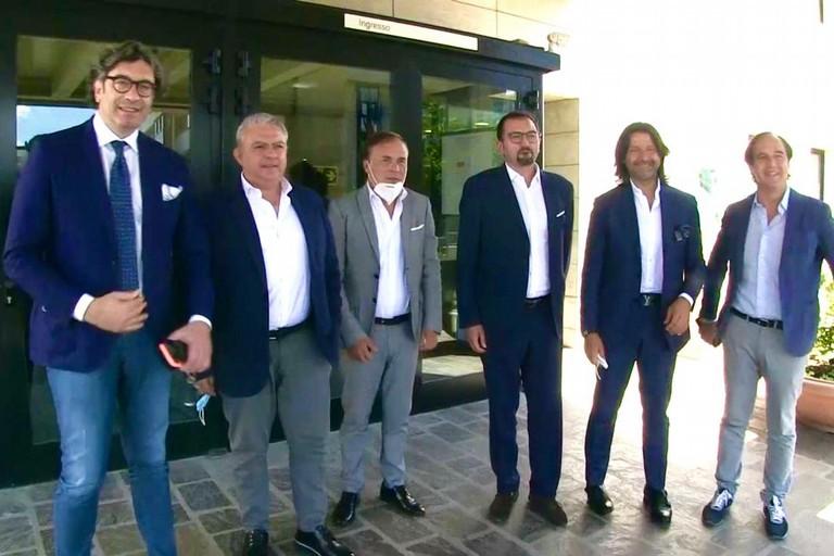 presidenti società sportive lucane