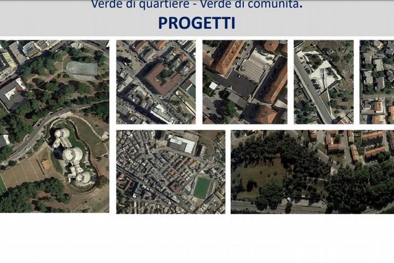 Progetti per le periferie di Matera
