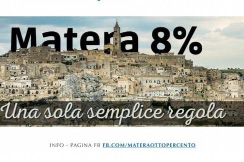 progetto Matera 8%