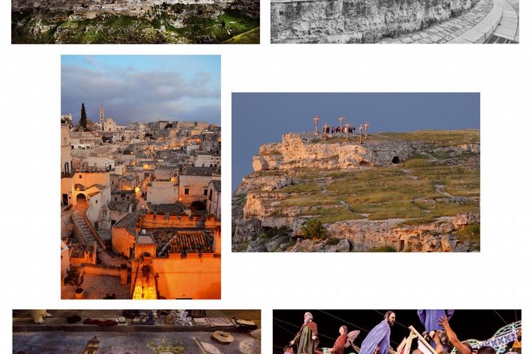 cartoline dalla città dei Sassi- Proloco