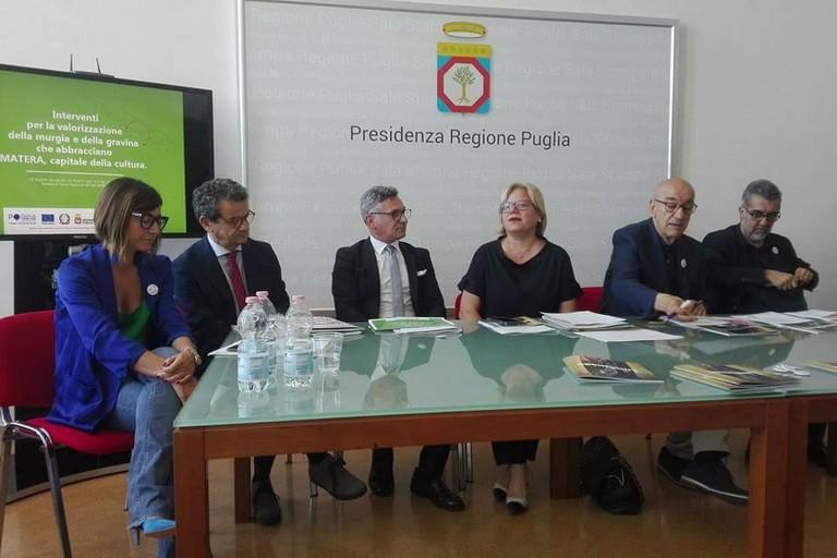 La Puglia investe per Matera