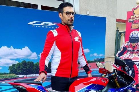 Raffaele Rubino- motociclista