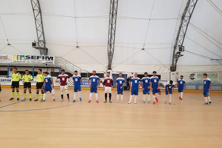 Real Team Matera vs Bernalda
