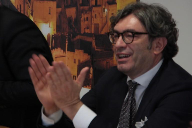 Rocco Sassone- Presidente Olimpia basket Matera